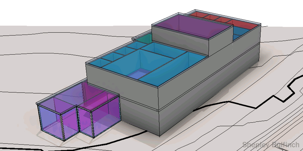 The Space Planning Data Cycle With Dynamo Dynamo Bim